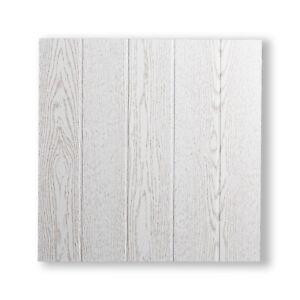 Deckenplatte Styropor Wand Decke Holzoptik 3d Athen Esche Weiss Platte Deko V0080 Ebay