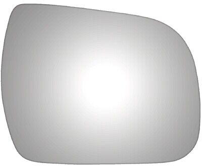 ADHESIVE 98-03 TOYOTA SIENNA Passenger Right Side RH NEW Mirror Glass