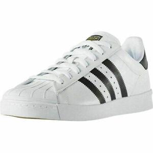 adidas Originals Superstar ADV Vulc Schuhe Sneaker Trainers Herren weiß NEU