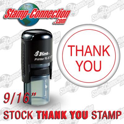 Shiny 517R Self-Inking FU Finger Stamp BLACK