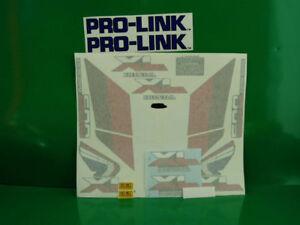Honda-XL-600-RM-1986-039-87-Moto-Negro-Adhesivos-Stickers