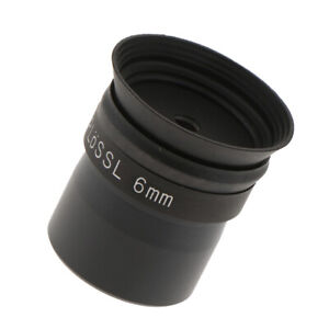1-25-034-Telescope-Eyepiece-PL6mm-Plossl-Lens-Universal-for-Reflector-Refractor
