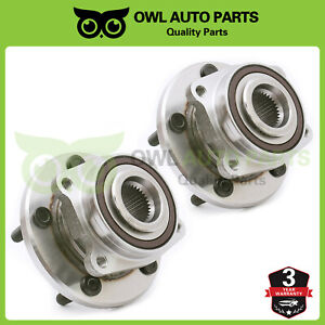 For-2007-2014-Chrysler-200-Sebring-Dodge-Avenger-2-Front-Wheel-Bearing-Hub-ABS