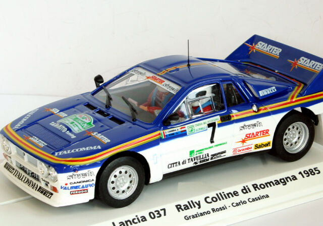 FLY 99103 Lancia 037 Rally 1/32 Scale Slot Car