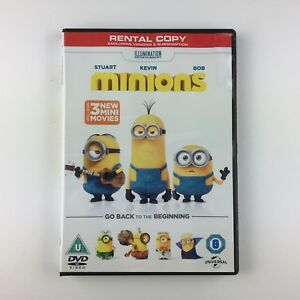 Minions (DVD, 2015) r