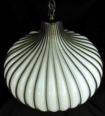 Onion Pendant Light Mid Century Modern