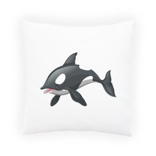 New Funny Sea Ocean Cute Orca Pillow Cushion Cover h488p
