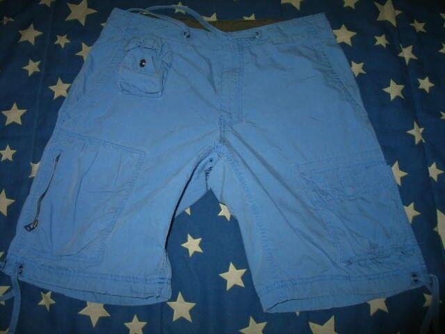 Gap Vintage Parachute Cargo Shorts Size 32 Mens