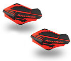 PowerMadd Sentinel Series Replacement ATV Handguards Hand Guards Red Black 34402