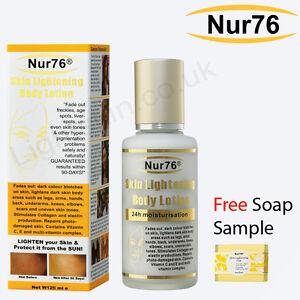 Nur76-Body-Lotion-Skin-Lightening-125ml-1000-sold-FREE-soap-sample