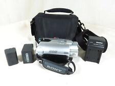 Sony DCR-SR200 Camcorder Case Water Resistant Case Black