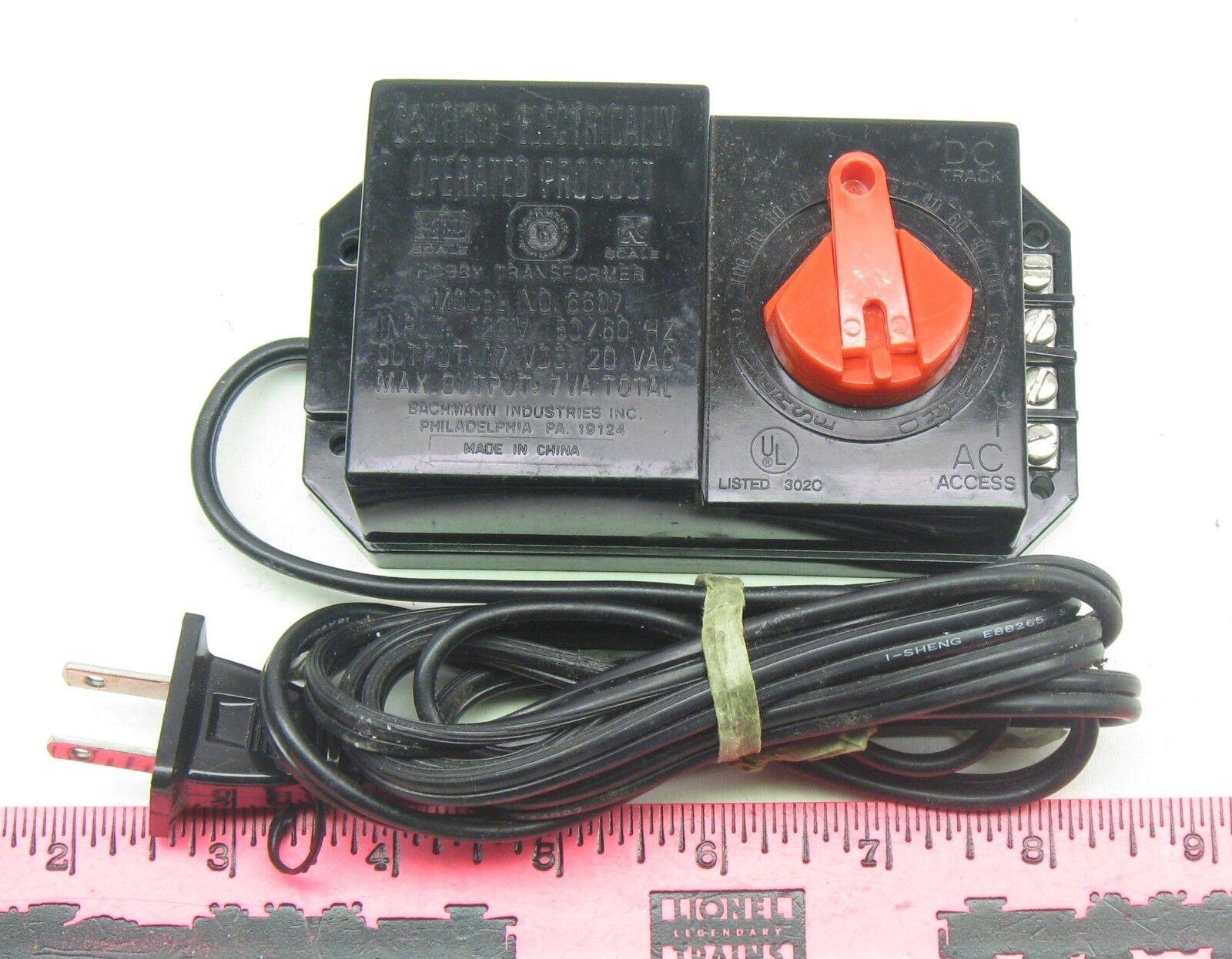 Bachmann Hobby Transformer Model 6607