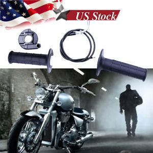 7//8 inch Throttle Clamp Housing 50 70 90 110 125CC Pit Dirt Bikes XR50 CRF50