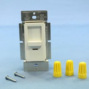 Leviton-INI06-1LW-White-Single-Pole-Decora-Commercial-Slide-Dimmer-Switch-600W