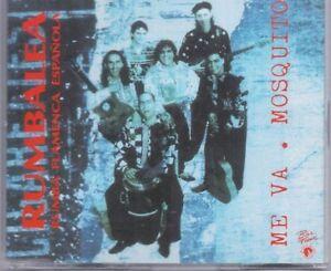 Rumbalea-Me-va-3-versions-1995-plus-039-Mosquito-039-Maxi-CD