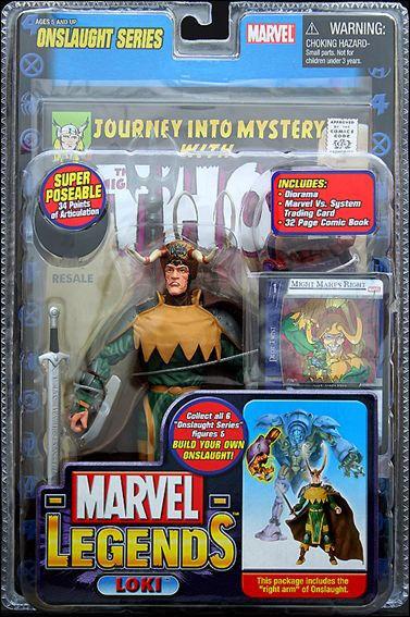 Marvel - legenden collection__loki chase variante 6