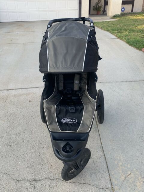 Baby Summit Xc Sand Black Jogger Single Seat Stroller