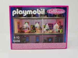 Playmobil-6456-Beleuchtung-Romantisches-Puppenhaus-NEU-Dollhouse-passt-zu-5303