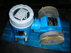 Details about Endress + Hauser 50P40-ES0A1AA0BAAW Promag 50P  Electromagnetic Flowmeter 1-1/4