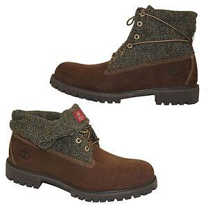 Timberland-AF-Roll-Top-6-Inch-Boots-Schnuerstiefel-Stiefel-Winter-Herren-Schuhe