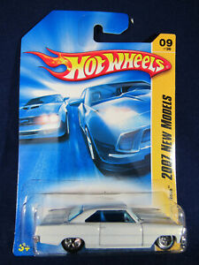 Hot-Wheels-1966-Chevy-Nova-034-2007-New-Models-Series-034-9-of-only-36