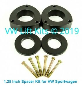 Lift Kit for VW Golf Sportwagen Jetta Wagon MK7 2015-2019 1.25-Inch Spacer Kit