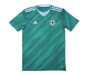 Irlanda del Nord 2020-21 ORIGINALE Maglietta (eccellente) S Soccer Jersey