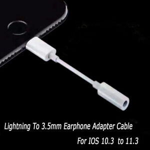 3-5mm-Headphone-Jack-Aux-Adapter-Cable-Connector-For-iPhone-8-X-iOS-10-3-to-11-4