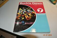 Buckle down Common Core Math G5 (2011, Paperback)