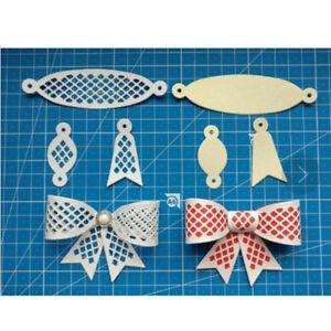 6x-Bow-Tie-Design-Metal-Cutting-Die-For-DIY-Scrapbooking-Album-Paper-Card-Hot-UK