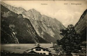 CPA-AK-Konigssee-Saletalpe-GERMANY-879102