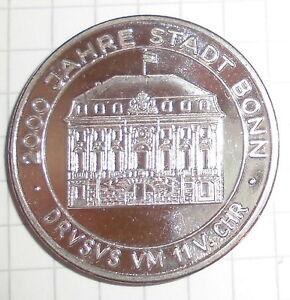 andenken-medaille-2000-jahre-stadt-bonn-DRVSVS-vm-11-v-chr-bundesrepublik-1986