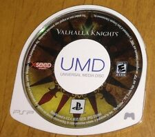 VALHALLA KNIGHTS 1 I valhalia nights Original *RARE* psp *US* *USA*