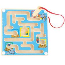 Magnetisches Labyrinth grün Holzspielzeug Sonstige