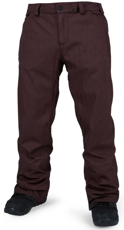 Volcom Freakin Schnee Chino Snowboard Hose (XL) (XL) (XL
