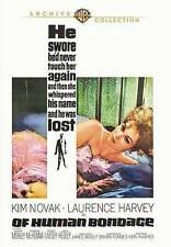 Of Human Bondage,New DVD, Kim Novak, Laurence Harvey, Robert Morley, Kenneth Hug