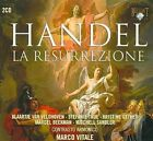 Handel La Ressurezione (complete Orat 0842977038057 CD