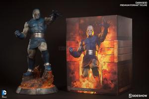 DC Comics Superman   Darkseid Premium Format Figure Sideshow Collectibles Statue