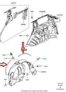 Land-Rover-Freelander-2-Inner-Wheel-Arch-Protector-Strip-LR001624-LR005165