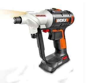 wx176l worx 20v switchdriver cordless drill driver tool only ebay. Black Bedroom Furniture Sets. Home Design Ideas