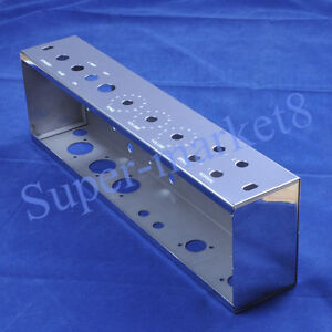 5E3-Tweed-Deluxe-Chrome-Plated-Stainless-Steel-Chassis-for-DIY-Guitar-Tube-Amp