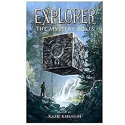 Explorer The Mystery Boxes 2012 Paperback border=