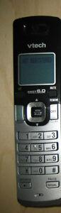Vtech DS6121 5 remote handset - DECT CORDLESS PHONE v t