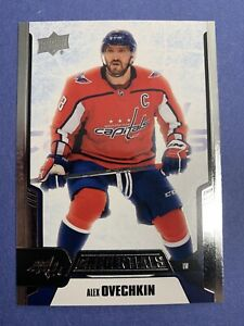 2019-20-Upper-Deck-Credentials-Base-10-Alex-Ovechkin-Washington-Capitals
