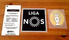 2015-17 Benfica Liga Nos & campeao Parche Insignia de Fútbol Campeones Sipesa Set Nuevo