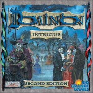 Dominion - Intrigue 2Nd Edition (English)
