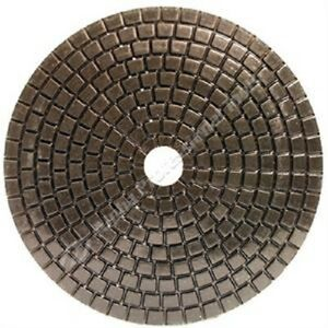 4 Quot Alpha Ceramica Resin Wet Diamond Polishing Pad Disc