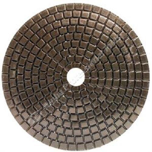 "4/"" Alpha Ceramica Resin Wet Diamond Polishing Pad//Disc 1000 Grit"