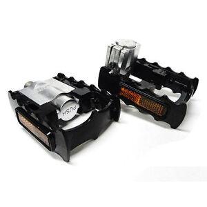 MKS-FD-7-9-16-034-Velo-Alliage-Pedales-Pliantes-Plate-Forme-Bike-Pedals-Noir