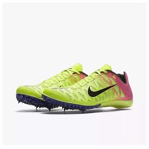 huge discount 97836 19207 Image is loading Nike-Mens-Zoom-Maxcat-4-Sprint-Track-Field-